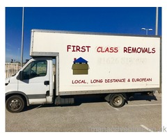 First-class removal services Torquay
