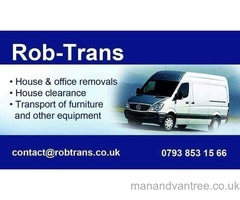 Man and van for hire Manchester Altrincham Salford Stockport Cheshire