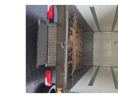 From £18/h Large Man with Large Luton Van 4.8m length 1st class Removal Edinburgh & Scotland