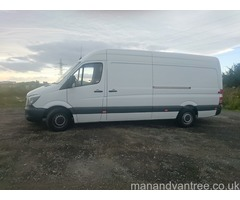 Man and Van removal services Manchester Longsight