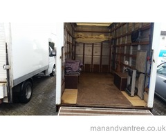 Man and van removals Burnley