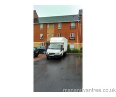Man and Van courier removal services Liverpool
