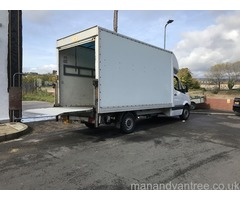 Man and van Newport Cardiff and all UK