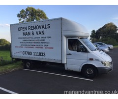 Man and Van Removals Stone House Moves Rubbish Removals Clearances Tip Runs