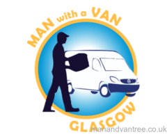 Man With A Van Glasgow