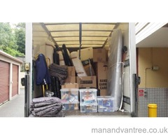 House Removals, Rubbish, Courier, Clearance man with van Birmingham