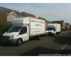 CHEAP REMOVALS Man and van Cardiff