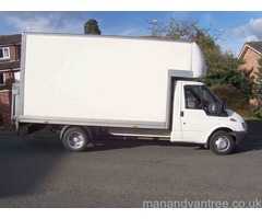 Man & a Van Removals & Storage