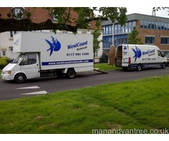 WestCoast removals offering professional cost effective removals in Bristol and surrounding areas