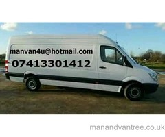 Man & Van removal service Cardiff Cathays