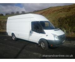 PF Transport, Man and van, courier, removals, delivery Burnley