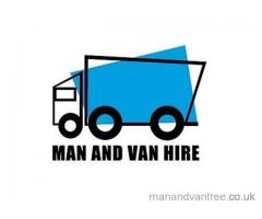 Man and Van Hire Seven days a week Fully insured